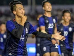 Seri Liga Pertandingan Kamboja Susul Vietnam Lanjutkan Liga