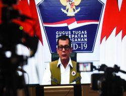 Presiden Tugaskan Gugus Tugas Sebutkan Daerah Berstatus Warna Kuning