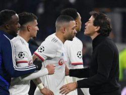 Liga Pertandingan Jurus Lyon Libas Juventus