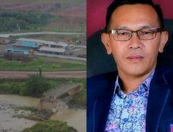 LSM Merah Putih Kawal Masyarakat Yang Dirugikan Atas Pembangunan Waduk di Desa Pindol Bolmong